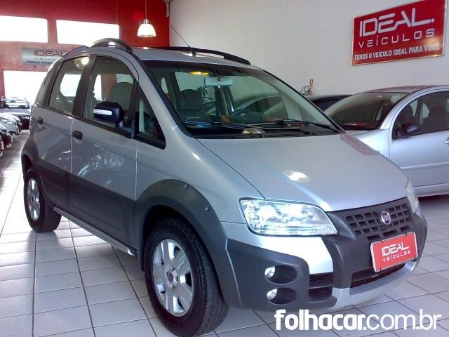 Fiat Idea Adventure Locker 1.8 (flex) - 09/10 - 28.500