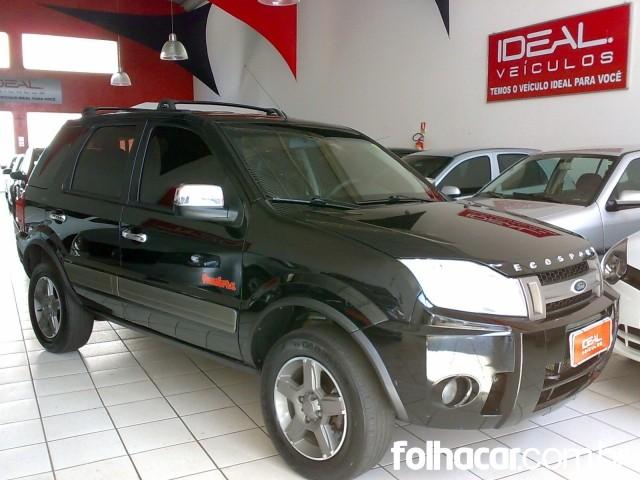 Ford EcoSport XLT 1.6 (flex) - 09/10 - 31.500