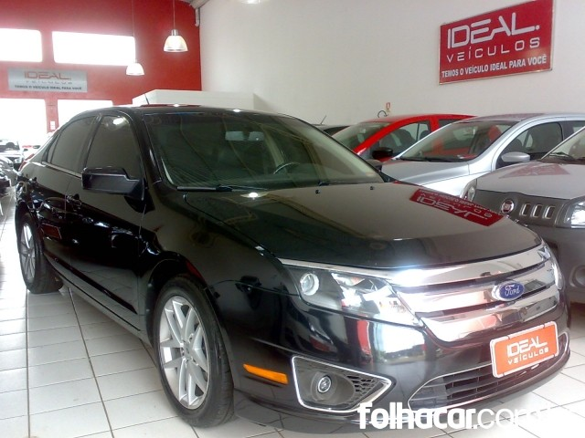 Ford Fusion 2.5 16V SEL - 11/12 - 51.500