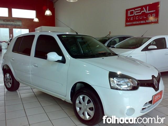 Renault Clio Expression 1.0 16V (Flex) - 15/16 - 27.500