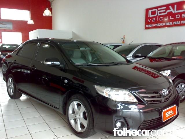 Toyota Corolla Sedan 2.0 Dual VVT-i XEI (aut)(flex) - 11/12 - 52.900