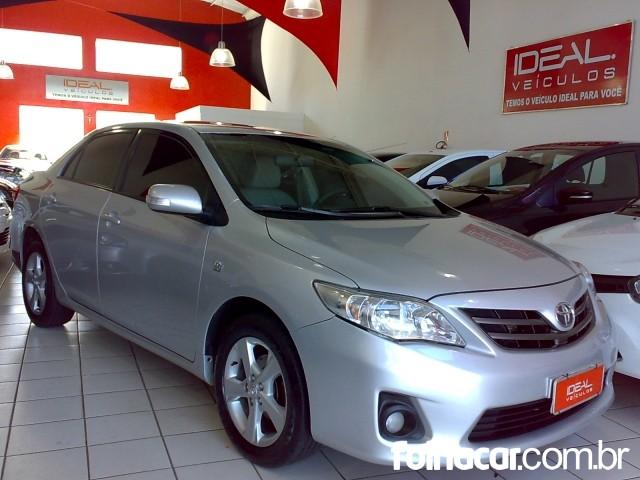 Toyota Corolla Sedan 2.0 Dual VVT-i XEI (aut)(flex) - 12/13 - 56.900