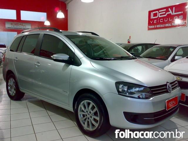 Volkswagen SpaceFox 1.6 8V Trend (flex) - 12/13 - 34.900