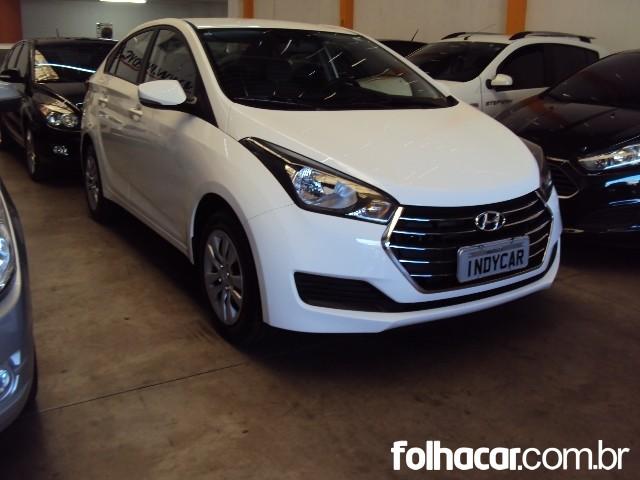 Hyundai HB20S HB20 1.6 S Comfort Plus - 16/17 - 49.990