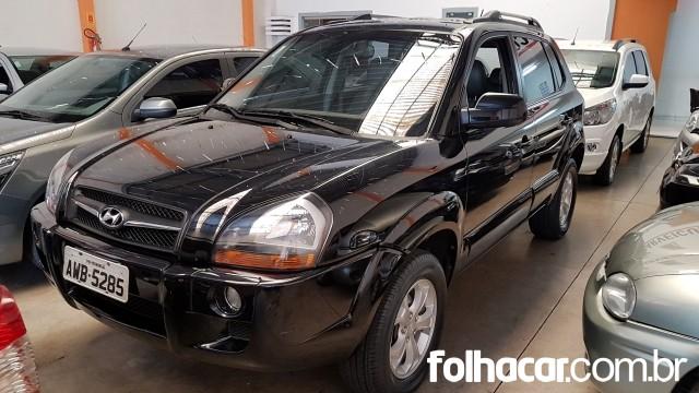 Hyundai Tucson GLS 2.0 16V (aut) - 12/13 - 42.900