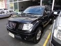 Nissan Frontier XE 4x4 2.5 16V (cab. dupla) - 11/12 - 73.000