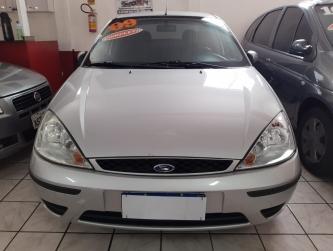 Focus Sedan GL 1.6 8V