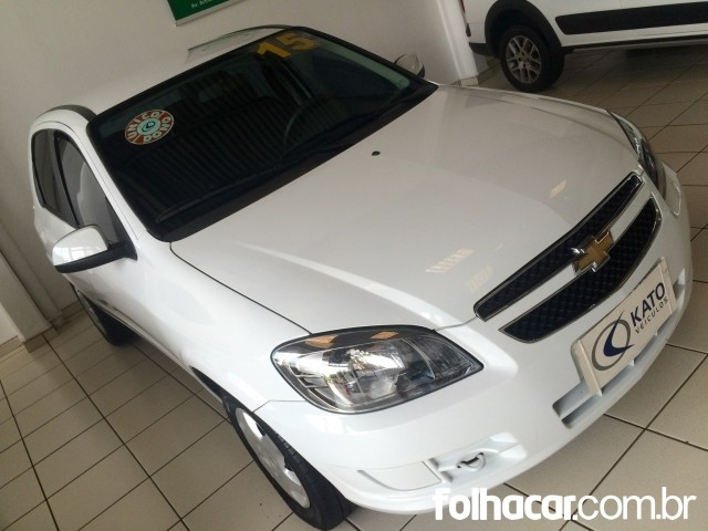 Chevrolet Celta 1.0 LT (Flex) - 14/15 - 30.800