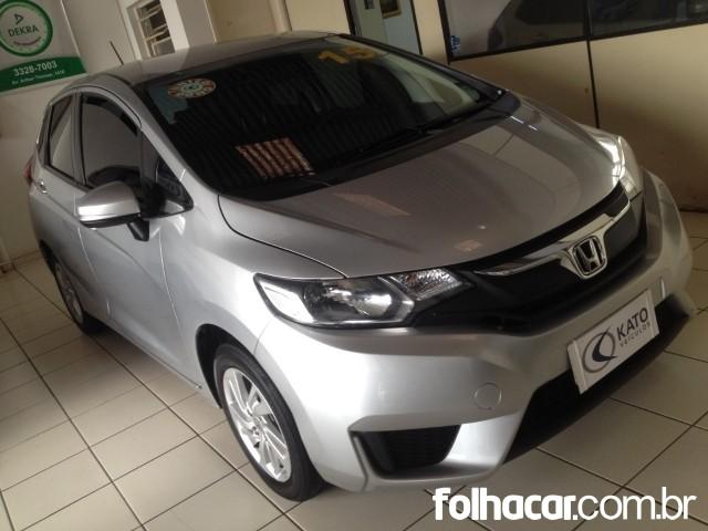 Honda Fit 1.5 LX CVT (Flex) - 14/15 - 57.300