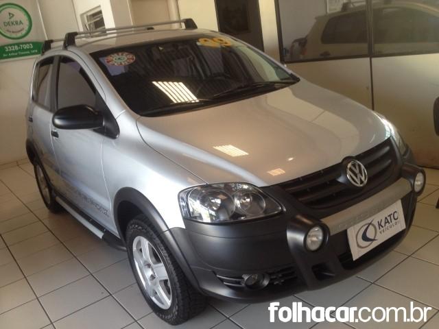 Volkswagen CrossFox 1.6 (flex) - 09/09 - 29.500