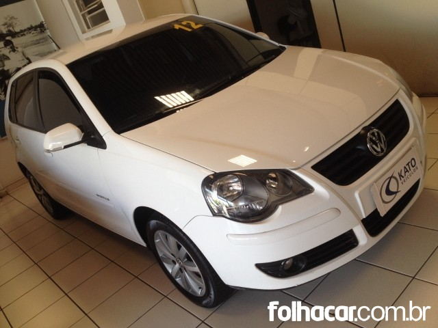 Volkswagen Polo Hatch Polo Hatch. Sportline 1.6 8V (flex) - 11/12 - 34.800