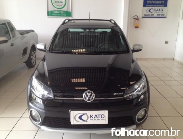 Volkswagen Saveiro Cross 1.6 (flex) (cab. estendida) - 13/14 - 43.500