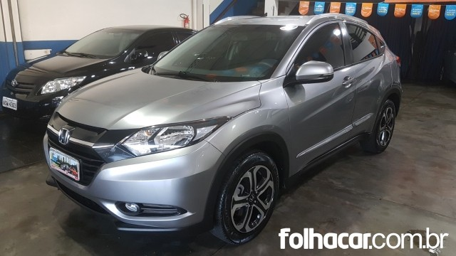 Honda HR-V EX CVT 1.8 I-VTEC (Flex) - 15/16 - consulte