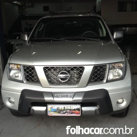 Nissan Frontier SE Attack 2.5 4X4 (Cab.Dupla) - 12/13 - 70.000