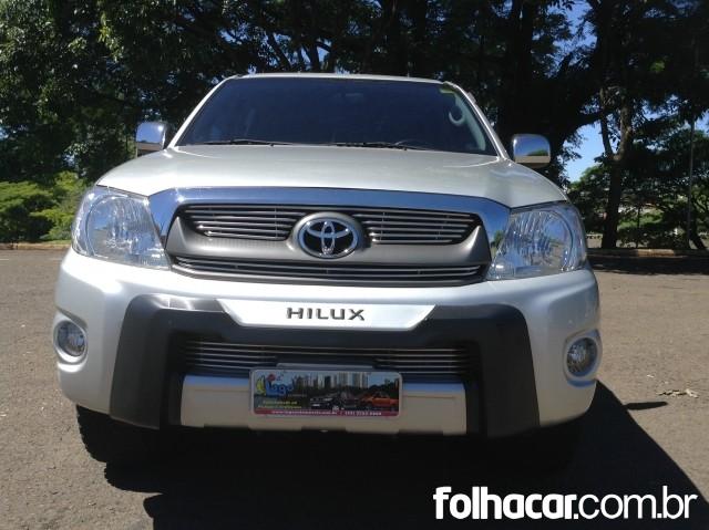 Toyota Hilux Cabine Dupla Hilux SR 4X2 2.7 16V (cab. dupla) - 08/09 - 56.000