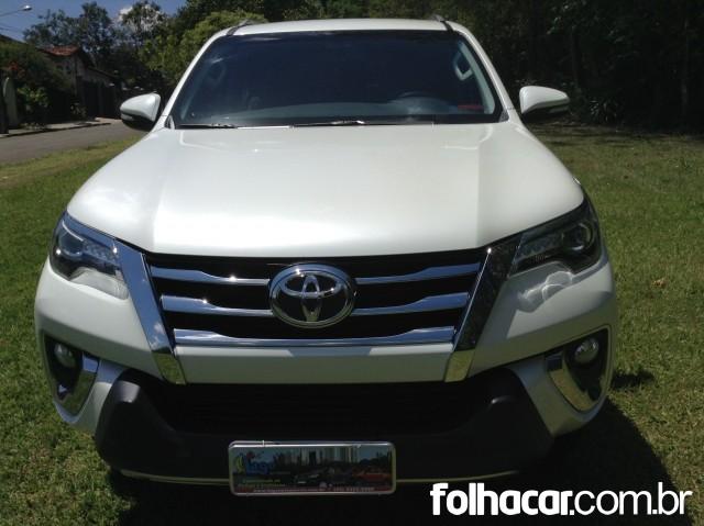 Toyota SW4 2.8 TDI SRX 7L 4wd - 16/16 - 225.000