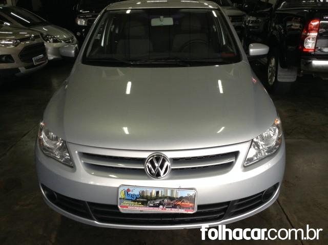 Volkswagen Voyage 1.6 Total Flex - 12/13 - 29.990