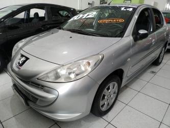207 Hatch XR 1.4 8V (flex) 4p
