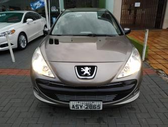 207 Sedan XR Sport 1.4 8V (flex)
