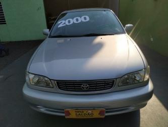 Corolla Sedan XEi 1.8 16V antigo