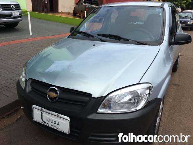 Chevrolet Celta Life 1.0 VHCE (flex) 2p - 10/11 - 15.900