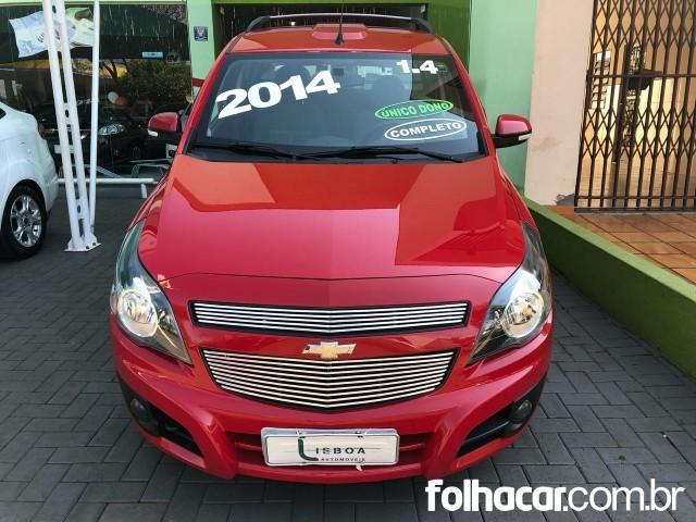Chevrolet Montana Sport 1.4 EconoFlex - 13/14 - 34.900