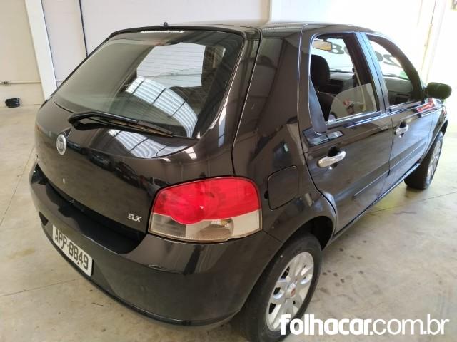 Fiat Palio ELX 1.0 (flex) 4p - 08/08 - 18.000