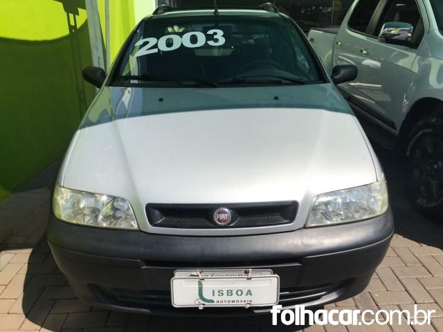 Fiat Strada Fire 1.3 8V (cab. estendida) - 03/03 - 17.900