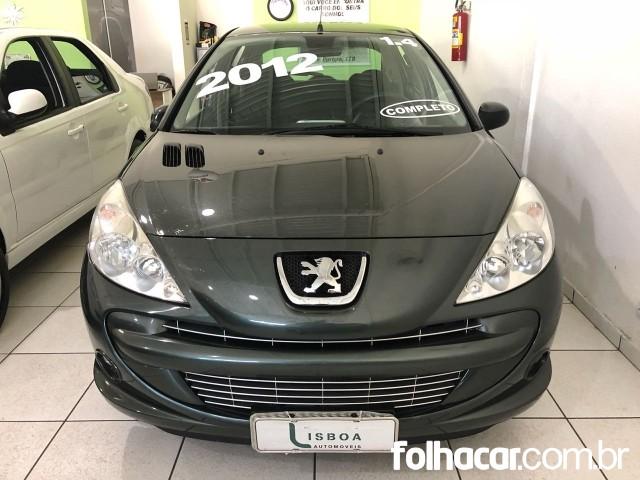Peugeot 207 Hatch XR Sport 1.4 8V (flex) - 11/12 - 22.500