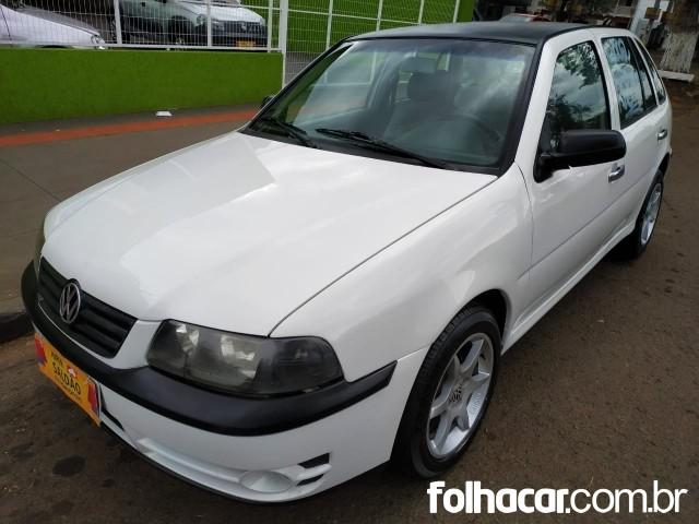 Volkswagen Gol Plus 1.0 MI G3 16V - 02/02 - 8.500