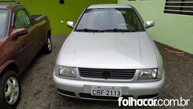 Volkswagen Polo Classic 1.8 MI Special - 98/99 - 8.000