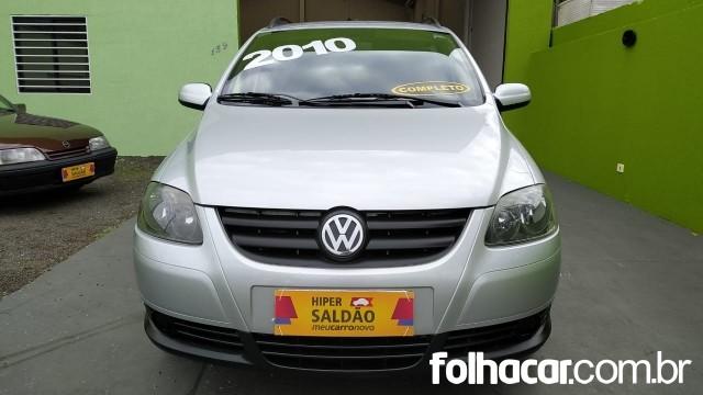 Volkswagen SpaceFox Trend 1.6 8V (Flex) - 09/10 - 25.500