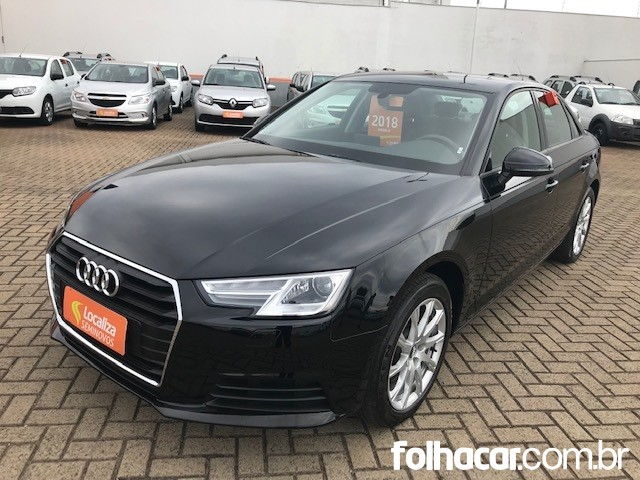 Audi A4 2.0 TFSI Attraction S-Tronic - 18/18 - 129.900