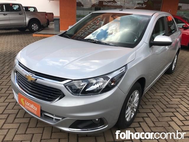 Chevrolet Cobalt LTZ 1.8 8v (flex) (Aut) - 17/17 - 54.900
