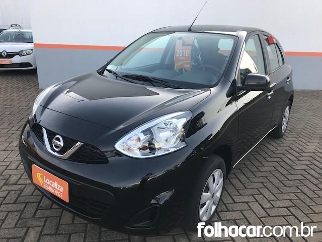 Nissan March 1.0 12V S (Flex) - 18/18 - 34.900