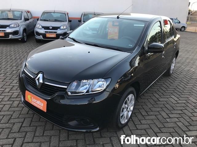 Renault Logan Expression 1.6 16V SCe (Flex) - 18/18 - 40.900