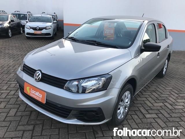 Volkswagen Voyage 1.6 MSI Trendline (Flex) - 18/18 - 40.900
