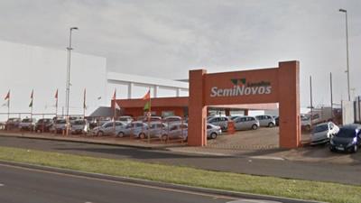 Localiza Seminovos Londrina