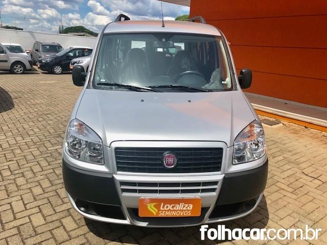 Fiat Doblo Doblo Essence 1.8 7L (Flex) - 17/18 - 56.900