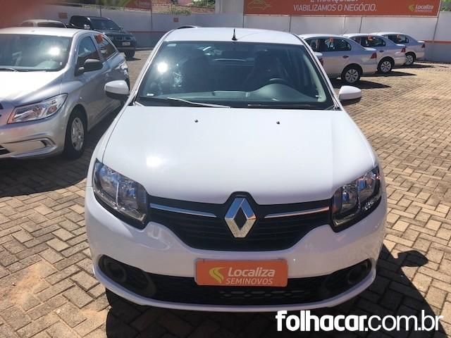 Renault Sandero Expression 1.0 12V SCe (Flex) - 17/18 - 36.900
