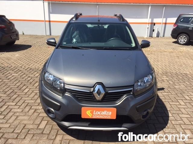 Renault Sandero Stepway 1.6 16V SCe (Flex) - 17/18 - 51.000