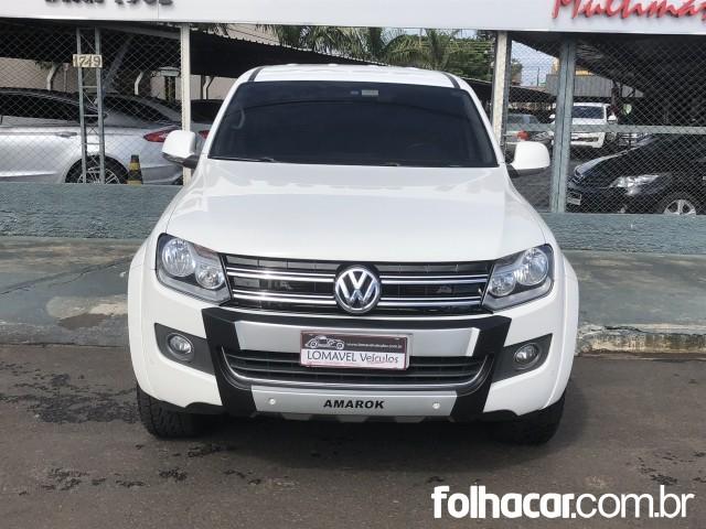 Volkswagen Amarok 2.0 CD 4x4 TDi Highline (Aut) - 15/15 - 125.000