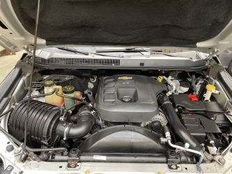 TrailBlazer 2.8 TD LTZ 4WD (Aut)