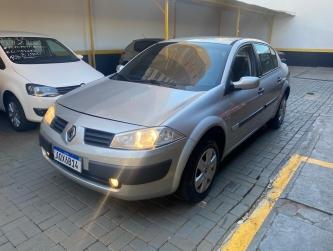 Megane Sedan Extreme 2.0 16V