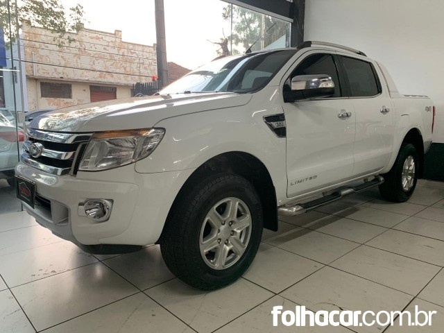 Ford Ranger (Cabine Dupla) Ranger 3.2 TD 4x4 CD Limited Auto - 13/14 - 95.990
