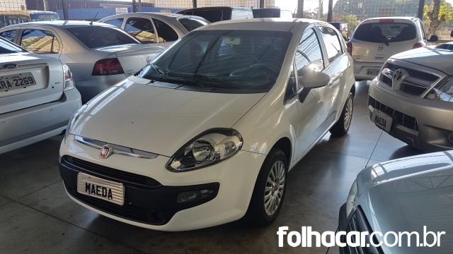 Fiat Punto Attractive 1.4 (flex) - 14/14 - 35.000