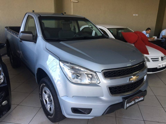 Foto Chevrolet S10 Cabine Simples