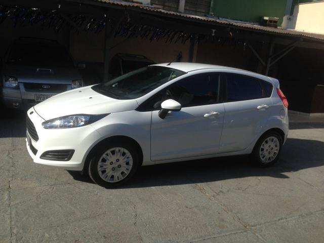 Ford Fiesta Hatch New