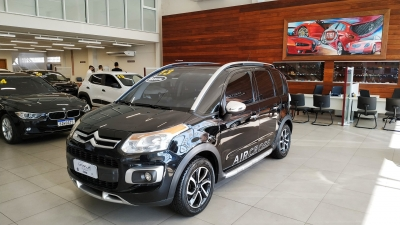 Aircross Exclusive 1.6 16V (flex)