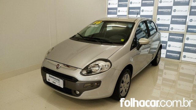 Fiat Punto Essence 1.6 16V (flex) - 15/16 - 37.900